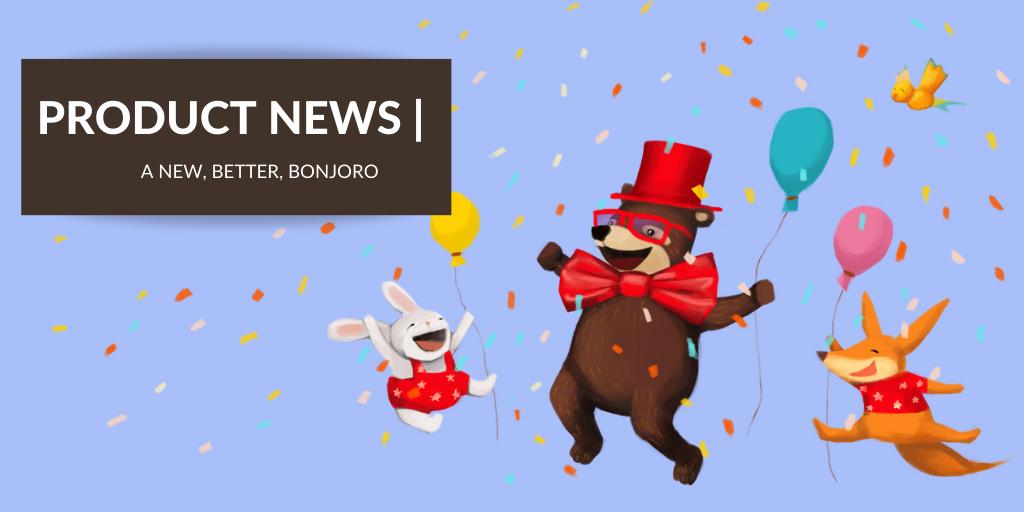 Bonjoro's got a brand new look 😎