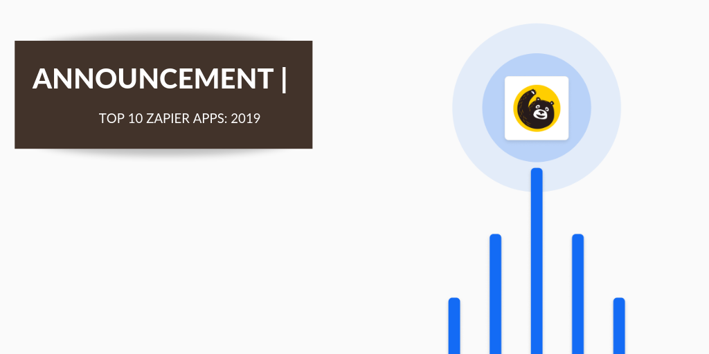 The 10 Fastest Growing Apps of 2019 [Zapier Report]